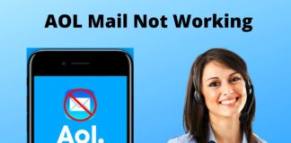 AOL Mail Not Working 2