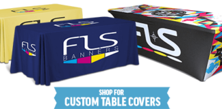 Everything you need to know about custom table covers