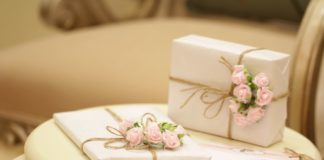 Gifts for a Newly Wedded Wife from her Husband