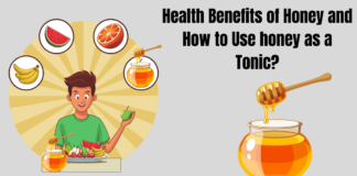 Health Benefits of Honey and How to Use honey