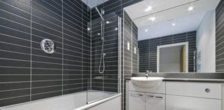 luxury bathroom suite