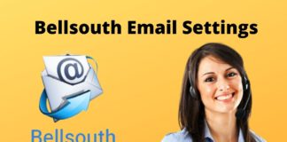 Bellsouth Email Settings 3